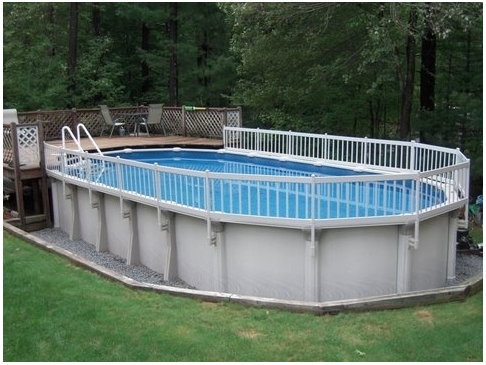chauffe piscine 21 pieds